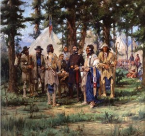 Hellgate Treaty of 1855