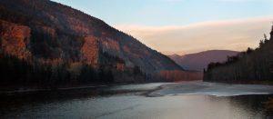 Flathead River, below Dixon